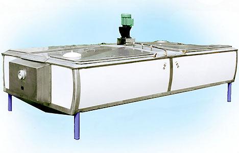 Резервуар-охладитель молока (РПО-2,0)