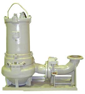 Насос погружной канализационный (НПК)