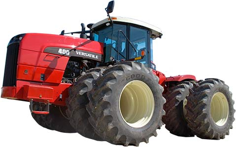 Трактор (Versatile 4WD 305-575 hp)