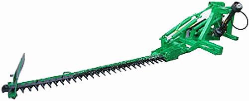Косилка тракторная однобрусная (КПО 2,1)