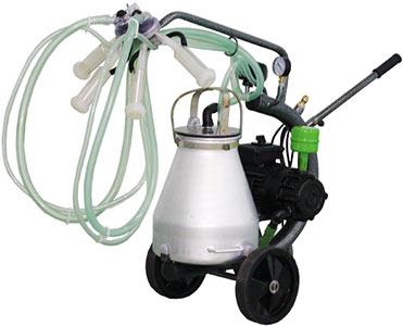 Агрегат индивидуального доения (АИД 2-04 Коза)