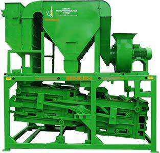 Машина предварительной очистки зерна (МПО-50НС-2)