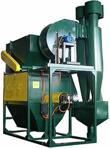 Сепаратор предварительной очистки зерна (СПО-50)