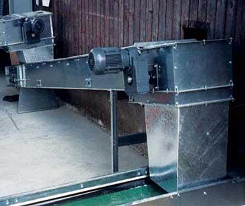 Транспортер ленточный (MB 300/400)