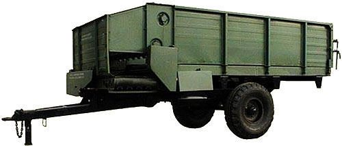Кормораздатчик тракторный (КМО-5)