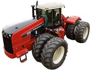 Трактор (Versatile HHT)