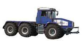 Трактор колесный универсальный (ОрТЗ-3)