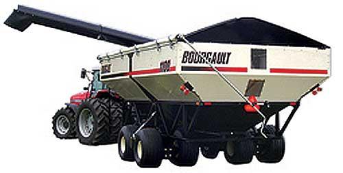 Бункер-накопитель зерновой (Bourgault 750(1100, 1200))