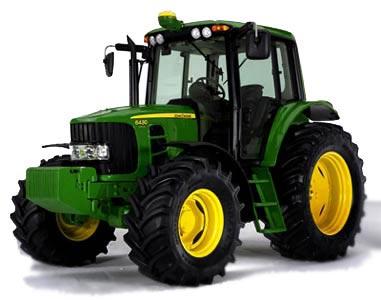 Трактор (John Deere 6030)