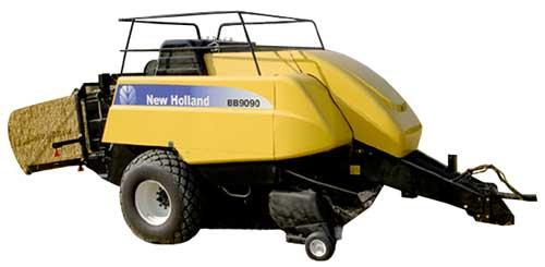 Пресс-подборщик тюковый (New Holland BB 9090)