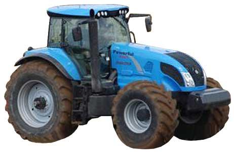 Трактор (Powerful)