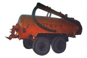 Машина для внесения жидких удобрений (ПТЖУ-11)