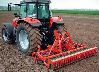 Культиватор для предпосевной обработки почвы (Kverneland KLN)