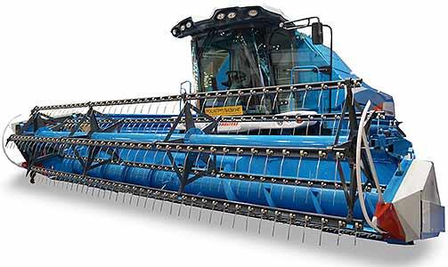 Комбайн зерноуборочный 3-го класса (Агромаш 3000)