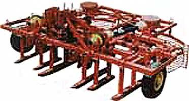 Агрегат свеклоуборочный (АС-1)