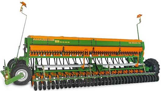 Сеялка механическая навесная (Amazone D9)