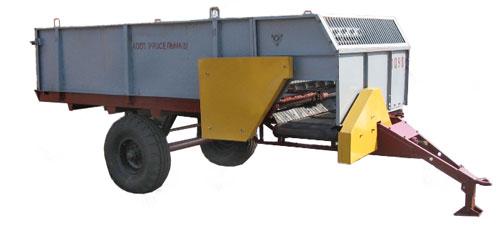 Раздатчик кормов мобильный (РКМ-5)