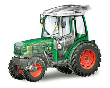 Трактор (Fendt 200 S)