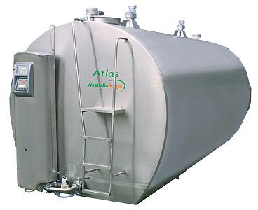 Танк-охладитель молока (Atlas)