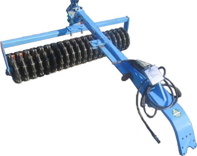 Почвоуплотнитель интегррированный (FixPack K)