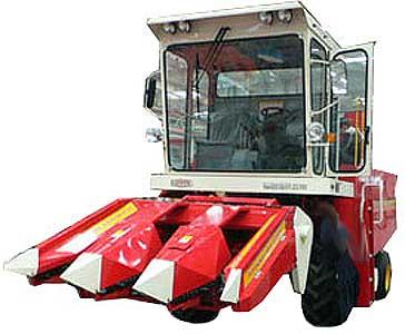 Комбайн кукурузоуборочный (4YZ-3)