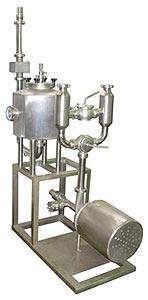 Установка приемки молока (УПМ-25)