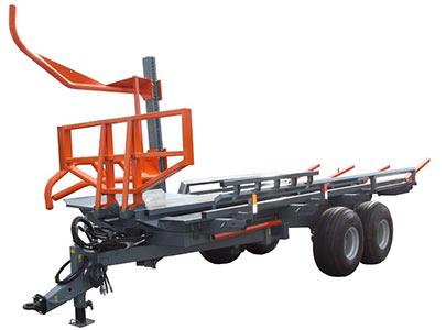 Подборщик-транспортировщик рулонов (Навигатор TRB)