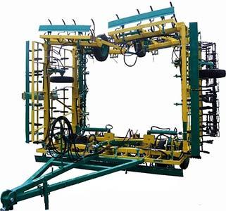 Культиватор широкозахватный (АГК)