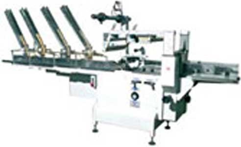 Автомат горизонтальный упаковочный (РТ-УК-03)