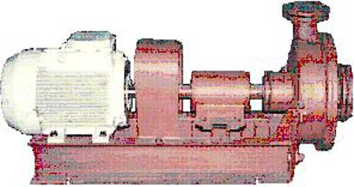 Насос центробежный перекачки опары (ЦБН-20-30)