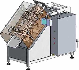 Автомат вертикальный упаковочный (SBi-310 Sl)