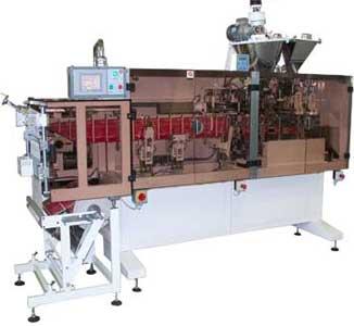 Автомат горизонтальный упаковочный (РТ-УМ-ГС)