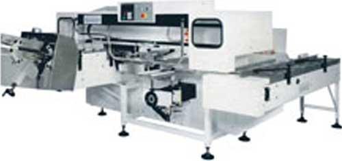 Автомат горизонтальный упаковочный хлеба в пакет с клипсой (IB 360)