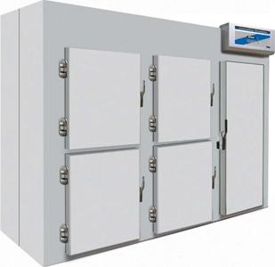 Шкаф быстрой заморозки и хранения (MVM)