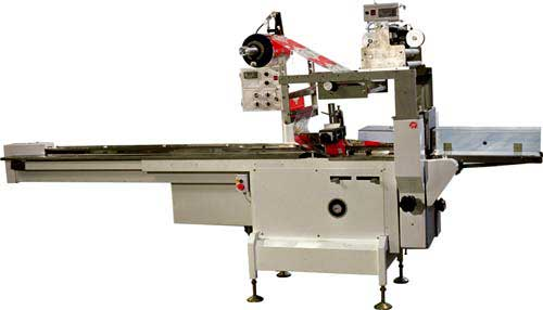 Автомат горизонтальный упаковочный (РТ-УМ-ГШ)