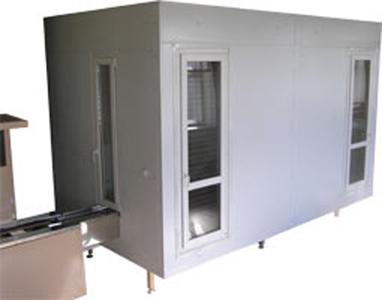 Туннель вертикальный холодильный (ТехноШок)